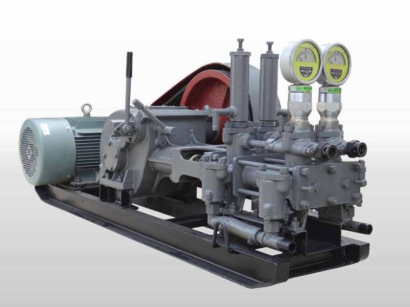 dual slurry grouting injection pumps