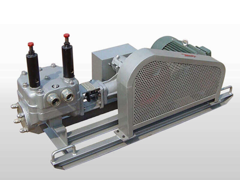 dual-slurry grouting pump