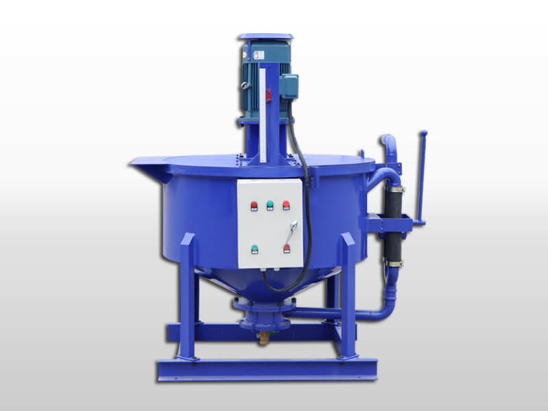 colloidal grout mixer machine