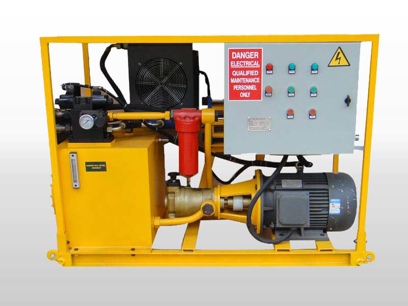 high-pressure grouting pump