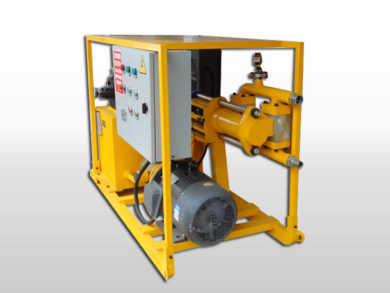 high-pressure electric grout pump