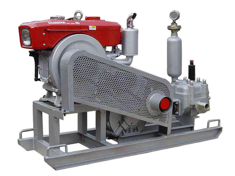 medium-pressure grouting pump