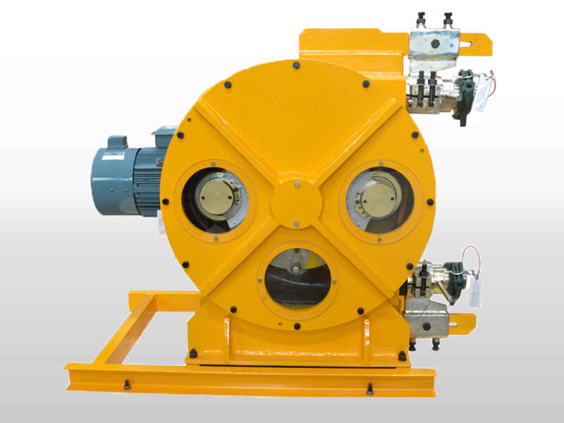 Squeeze Hose pump for TBM