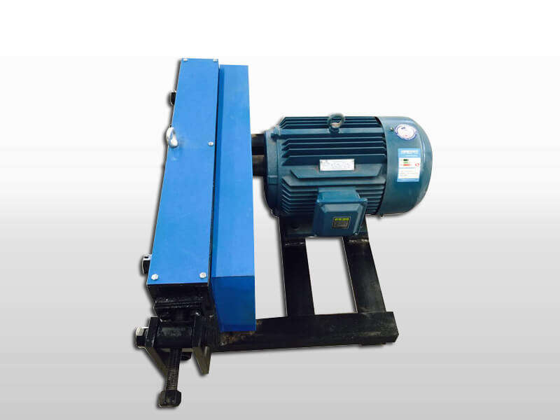 prestressed PC strands pusher machine