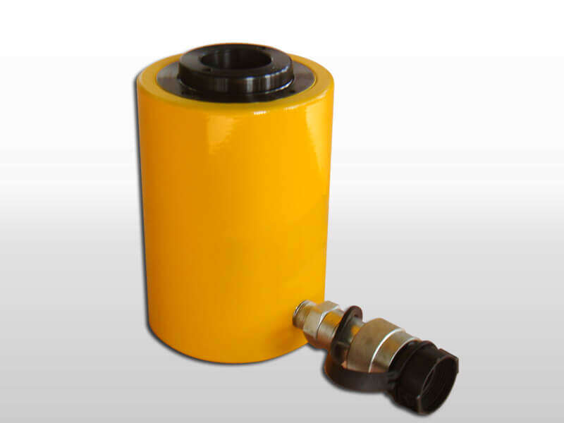 Single Acting Hydraulic Hollow
