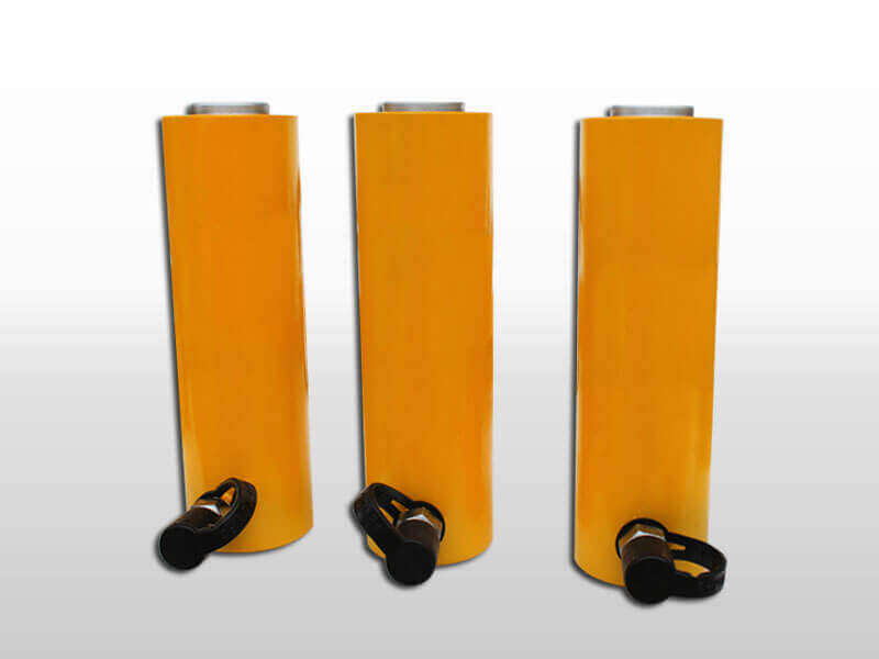 single acting hydraulic jack