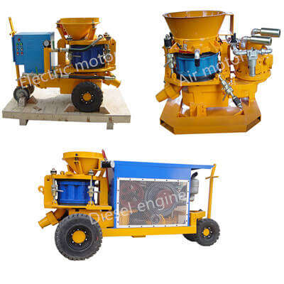 portable shotcrete machine for sale in singapore