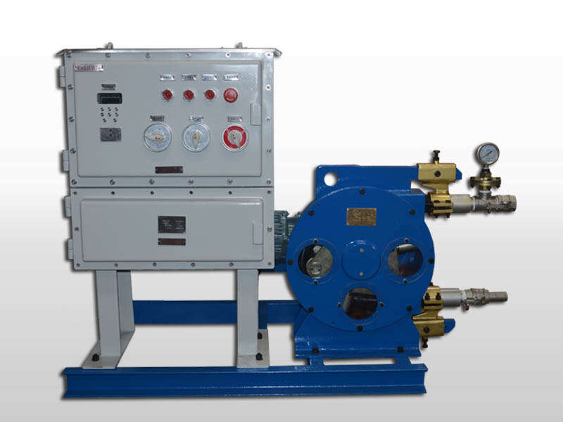 explosion proof peristaltic pumps