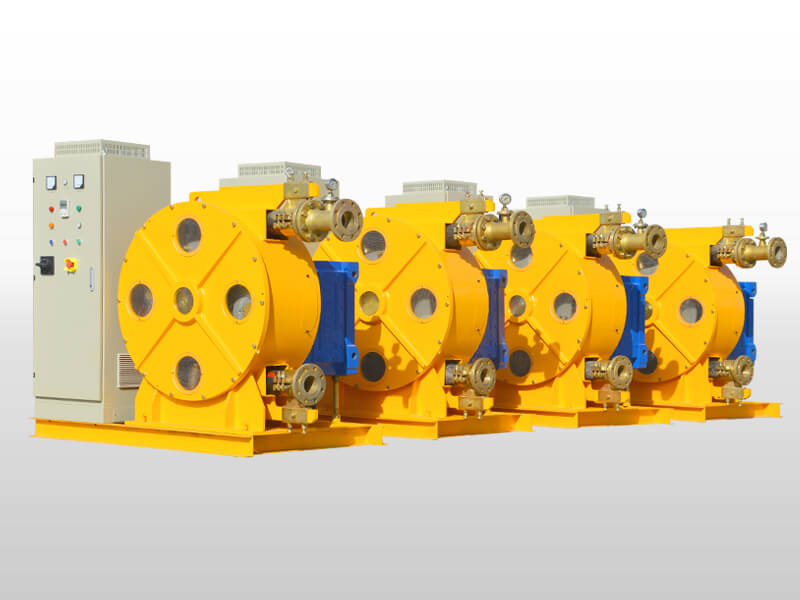super high pressure hose pump