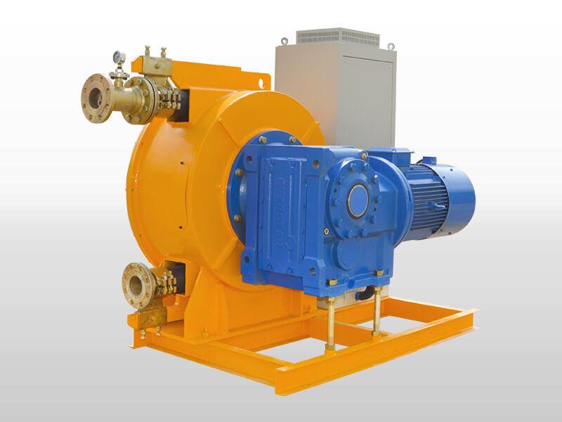 high pressure squeeze pump