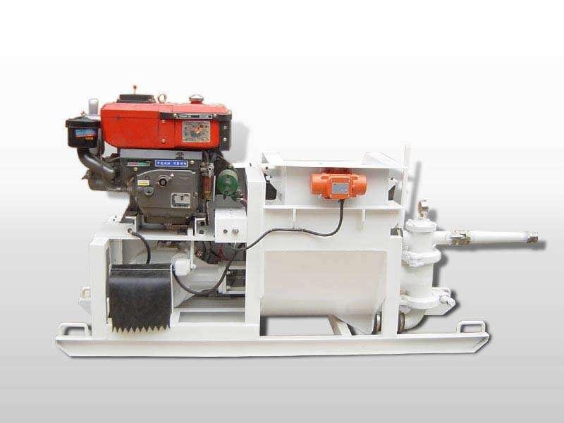 Mortar Spray Machines Mail: GMP50/40 Mortar Spraying Machine