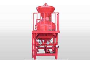 refractory concrete spraying machine