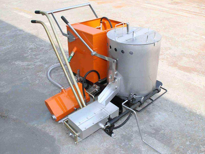 driveway spraying equipment