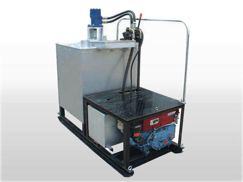 Hydraulic Thermoplastic Hot Melt Kettle