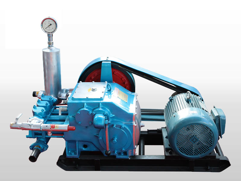 full image triplex mud pump