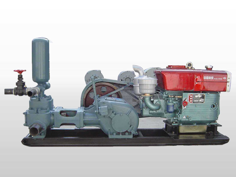 grout mud pump