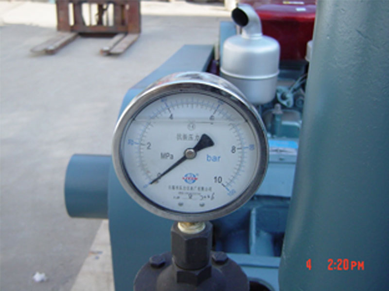 piston mud pump