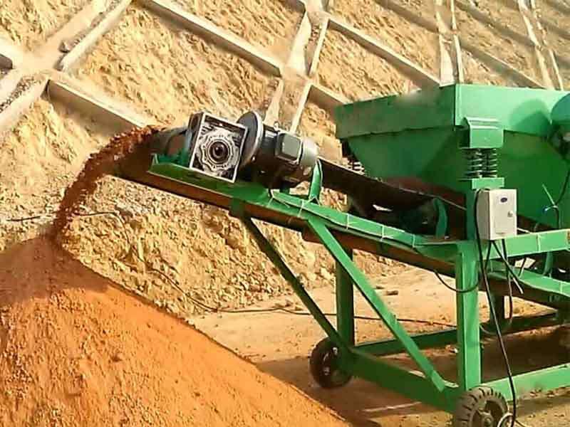 soil machine