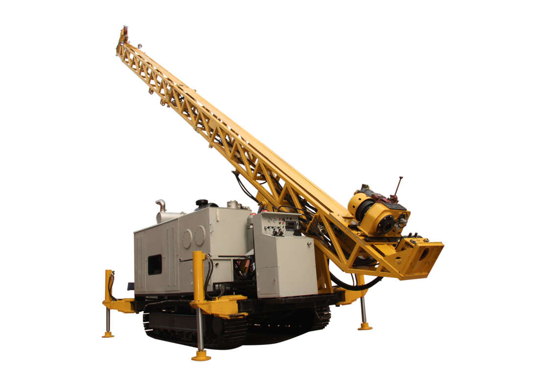 Hydraulic Core Drilling Rig