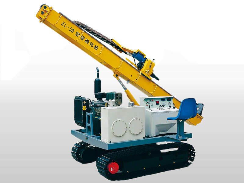 engineering jet grouting drilling rig